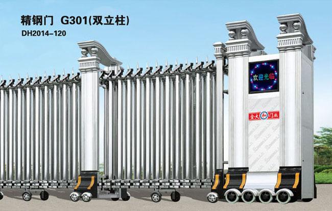 精钢门G301(双立柱)