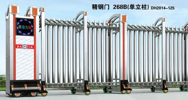 精钢门268B(单立柱)