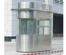 不锈钢椭圆岗亭JDH-004