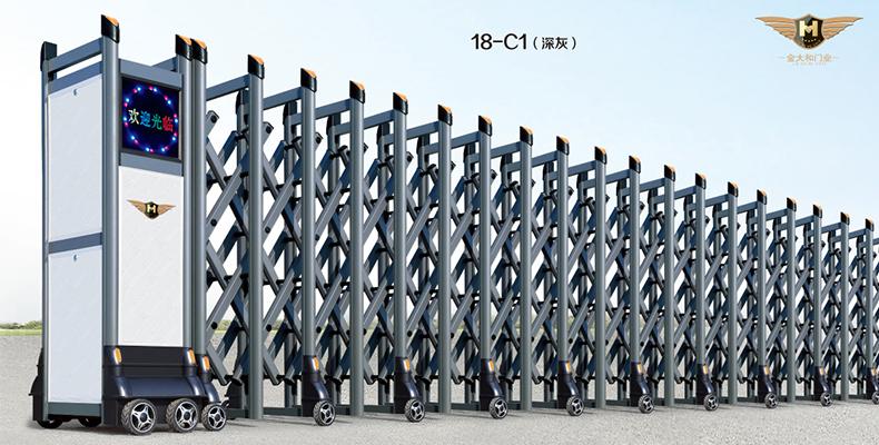 铝合金电动门18-C系列